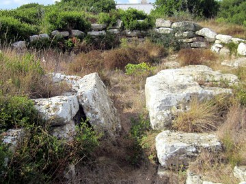Гробница Tholos do Barro — Monumento Funerário Eneolítico do Barro