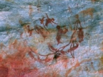 Петроглифы Кару — Rock art of Karoo
