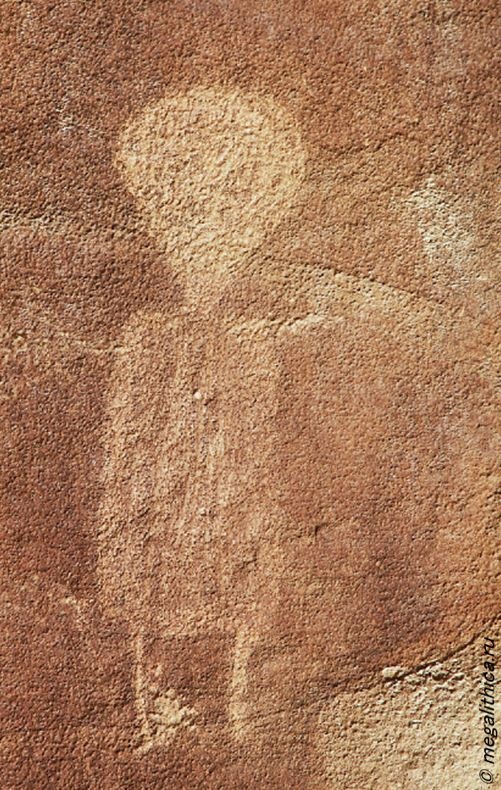 Legend Rock State Petroglyph Site, Hot Spring County, Wyoming,